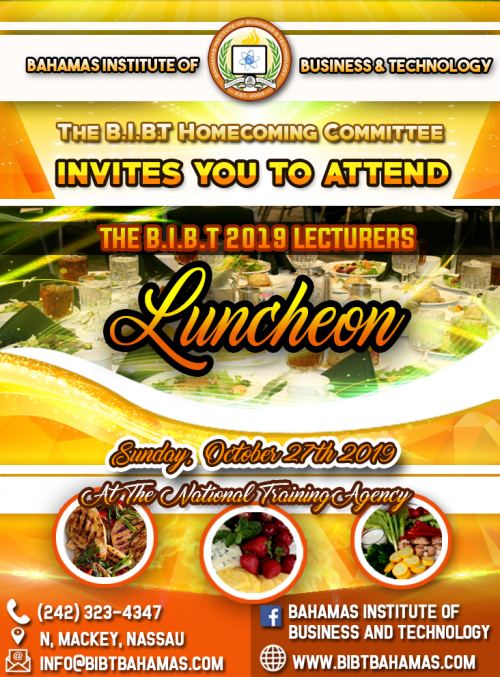 Lecturers Luncheon